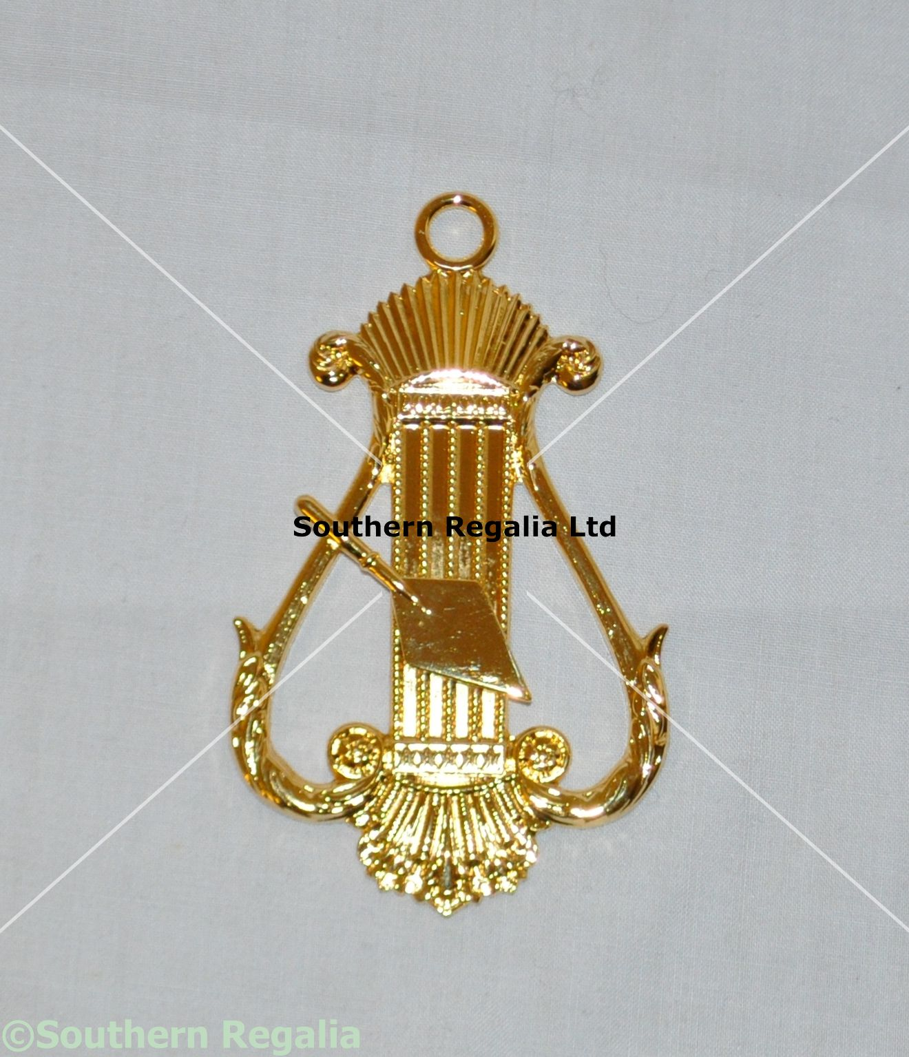 RSM Council Collar Jewel - Organist