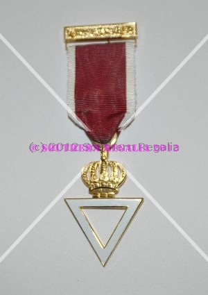 RSM Grand Council Breast Jewel