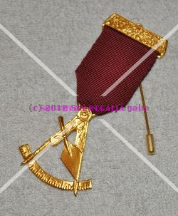 RSM TIM / Past Masters Breast Jewel