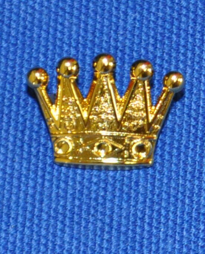 SRIA Breast Jewel - Crown Appendage