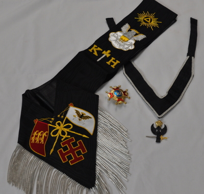 Rose Croix 30th Degree Pack