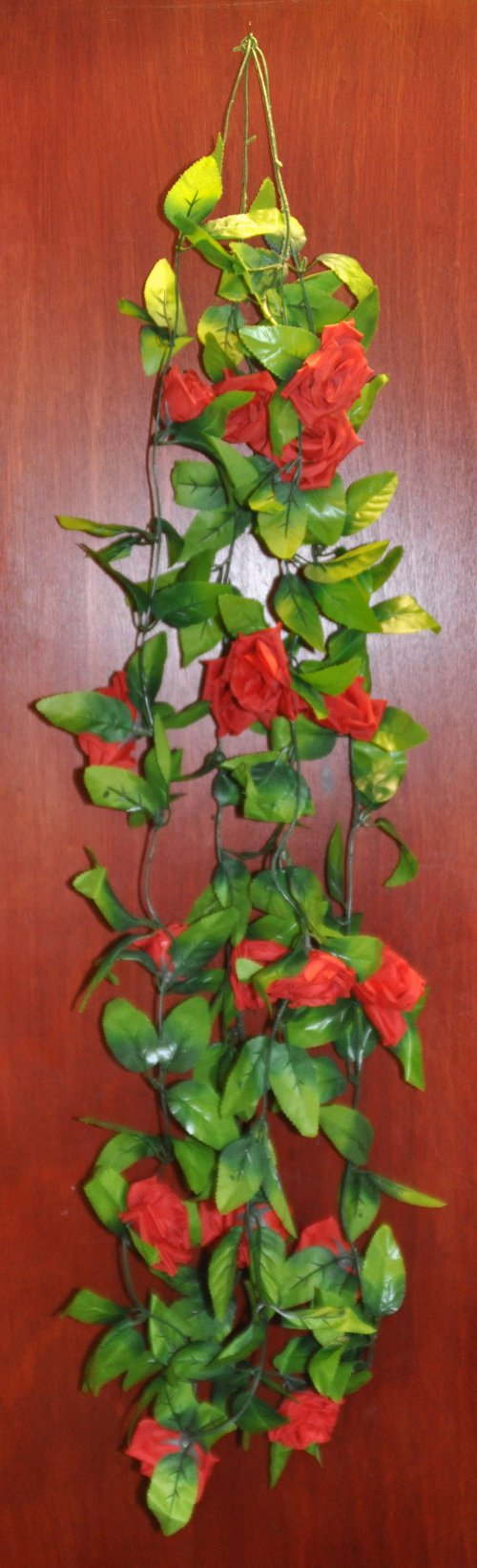 Rose Croix - 8' Rose Garland (set of 2)
