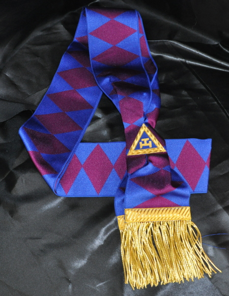 Royal Arch Provincial / Supreme Grand Chapter Prestige Sash - Scottish
