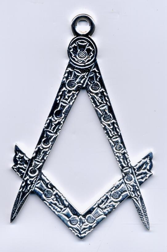 Craft Lodge Officers Collar Jewel - Depute Master (Scottish)