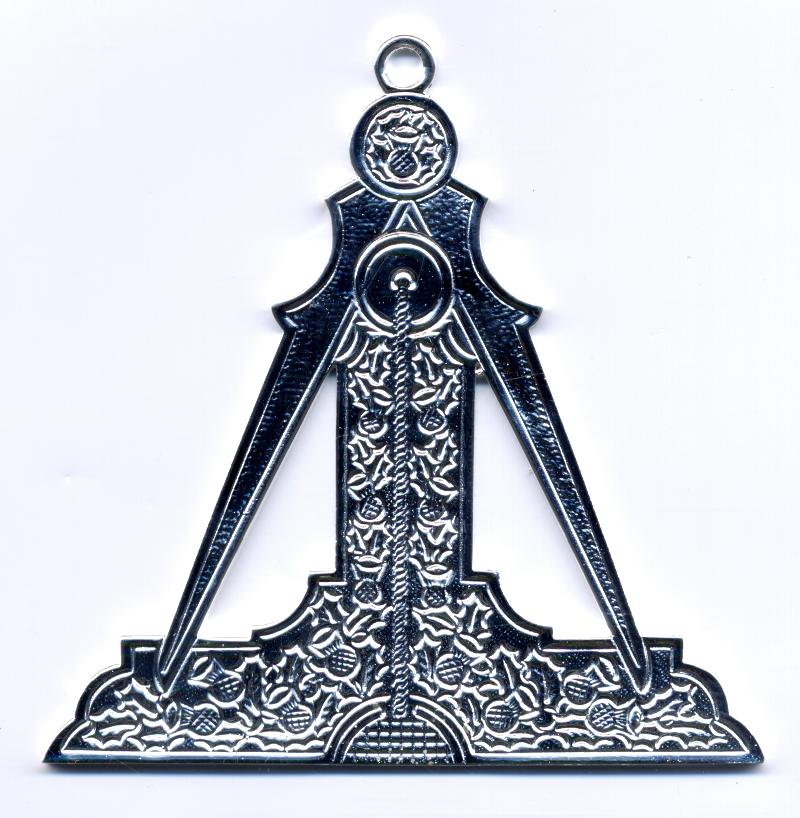 Craft Lodge Officers Collar Jewel - Almoner (Scottish)