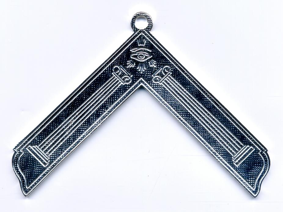 Craft Lodge Officers Collar Jewel - Substitute Master (Scottish)