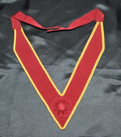 Order of Scarlet Cord - Grand Officers Collarette (Past)