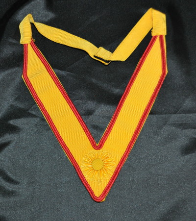 Order of Scarlet Cord - Provincial Collarette (Past)