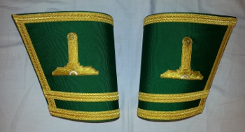 Craft Provincial Officers Gauntlets - Scottish