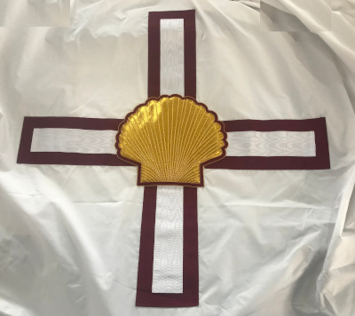 St Thomas of Acon Altar Cloth