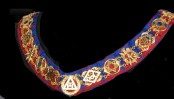 Royal Arch Grand Superintendent Chain - Triangular Collar