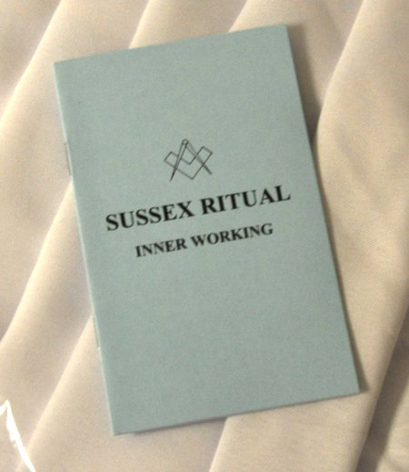 Craft Sussex Ritual - Inner Working - Pocket Edition