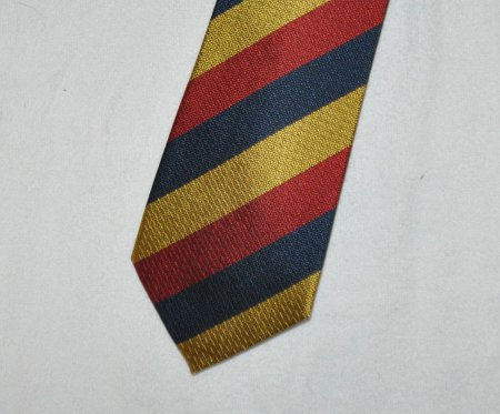 Tie - Royal & Select Masters - striped