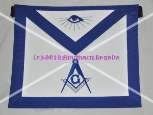 USA Craft Master Masons Apron - Leather