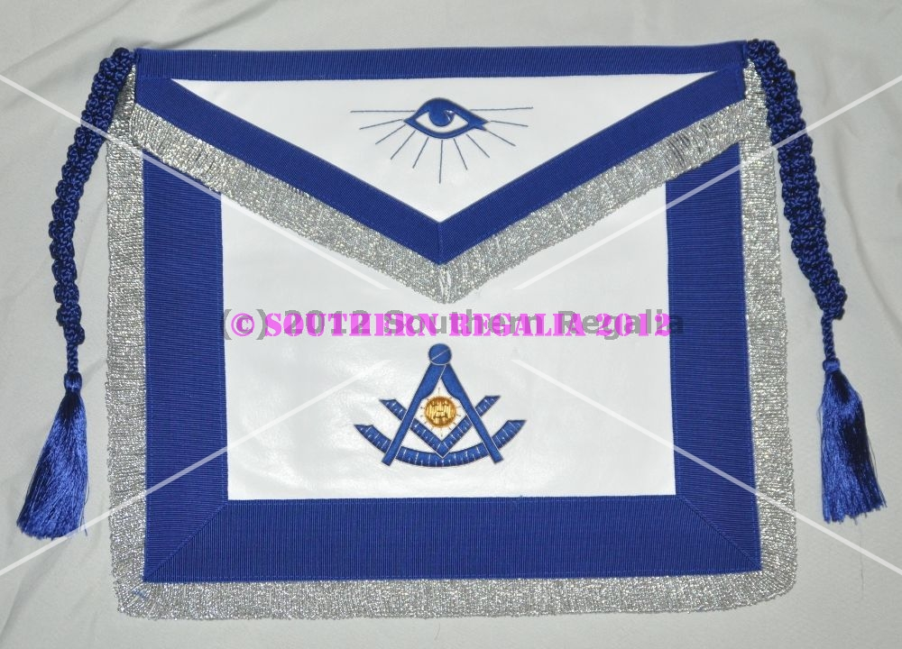 USA Craft Past Masters Apron - Leather [Style A]