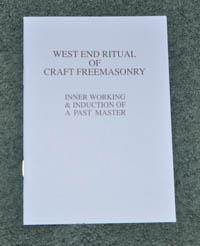 Masonic rituals southern regalia masonic regalia for Masonic craft ritual book
