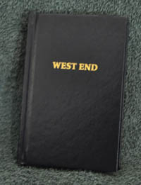 West End Working - Ritual Book