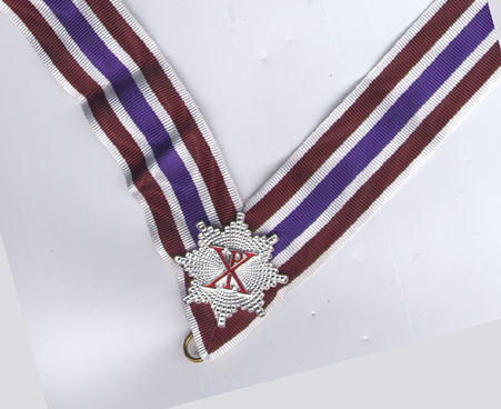 Red Cross of Constantine - Knight Grand Cross of Constantine Collarette