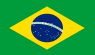 Brazil Flag (5' x 3') with eyelets