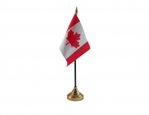 Canada Flag (Table Top) with stick
