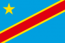 Democratic Republic of Congo Flag (5' x 3') with eyelets