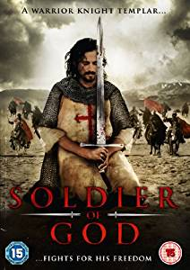 Soldier of God -A Warrior Knight Templar (2011) DVD