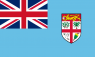 Fiji Flag (5' x 3') with eyelets
