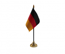 Germany Flag (Table Top) with stick