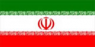 Iran Flag (5' x 3') with eyelets