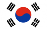 Korea (South) Flag (5' x 3') with eyelets