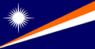 Marshall Islands Flag (5' x 3') with eyelets